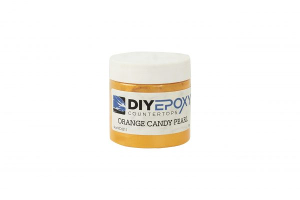 orange candy pearl 1oz